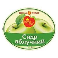 Роял Фрут Яблучний